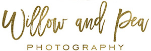 Willow and Pea - Small logo for Willow and Pea Oxford Photographers